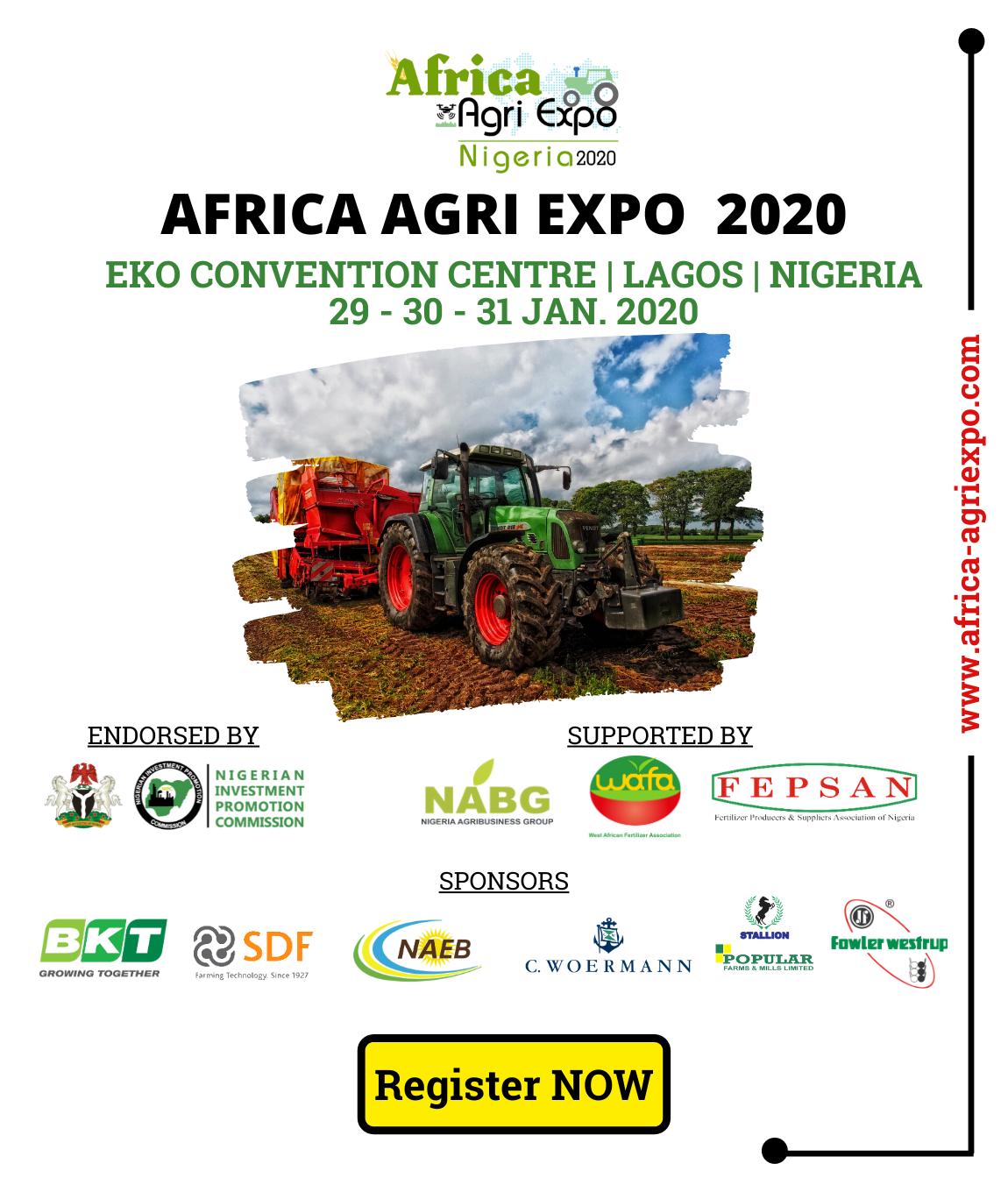 Africa Agri Expo 2020
