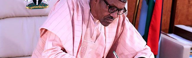 President Buhari signs fertilizer bill