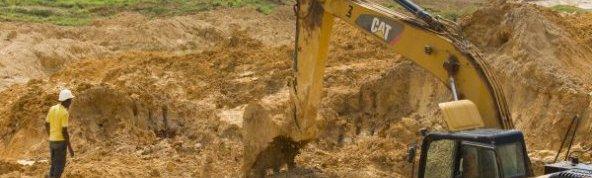Phosphate mine in Togo courtesy Jeune Afrique