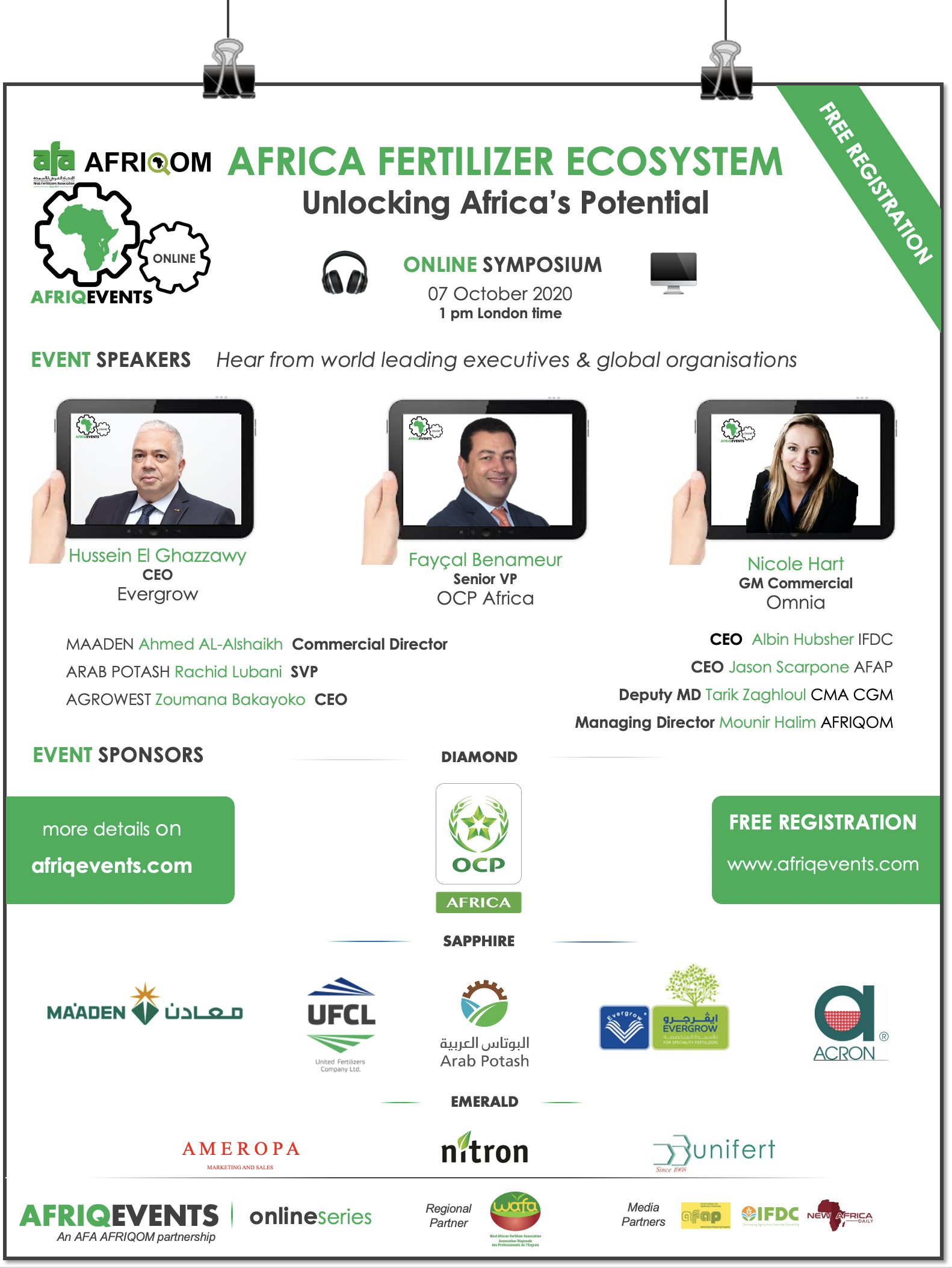 Afriqom online symposium