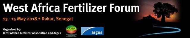 The West Africa Fertilizer Forum 2018 barner