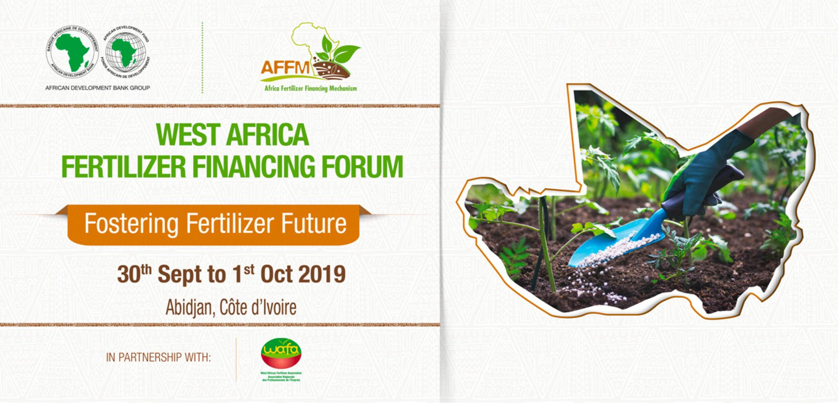banner west africa fertilizer financing forum