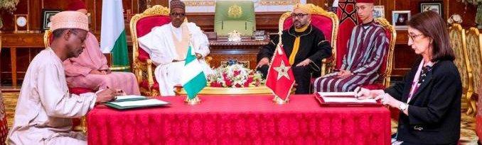 Nigeria Morocco forum le360afrique